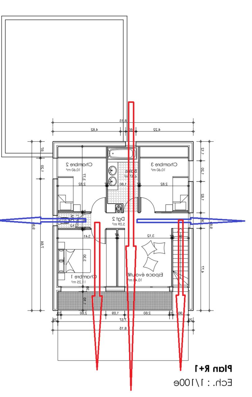 Comment Faire Un Plan De Maison Tout Seul Ma Maison Architecte Eu