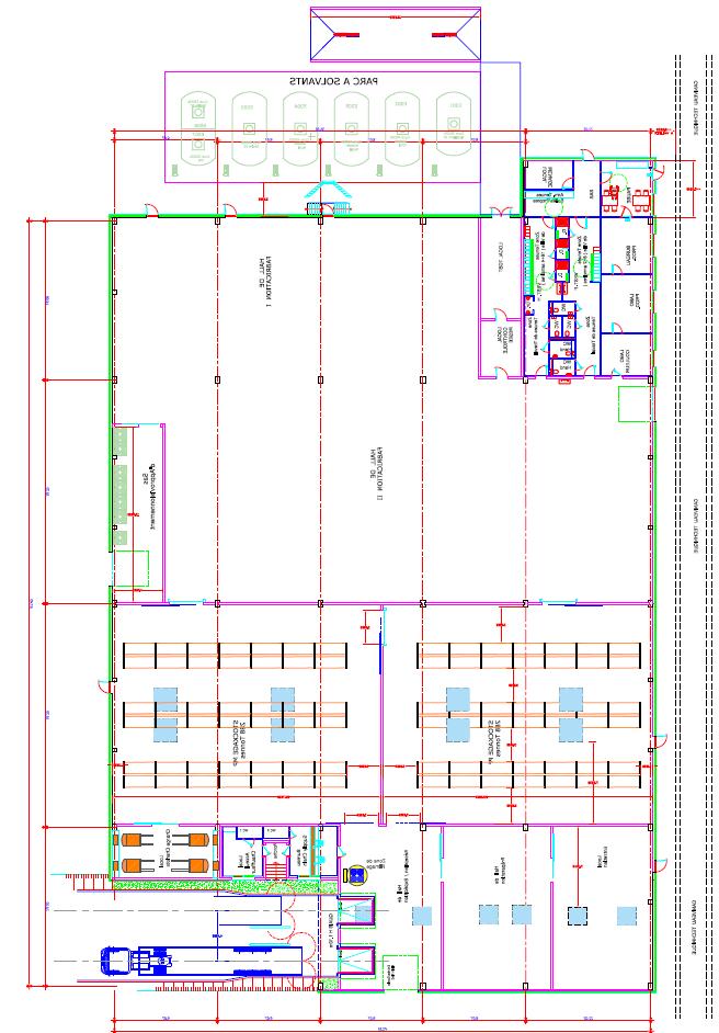 Où puis-je trouver un plan d'étage?